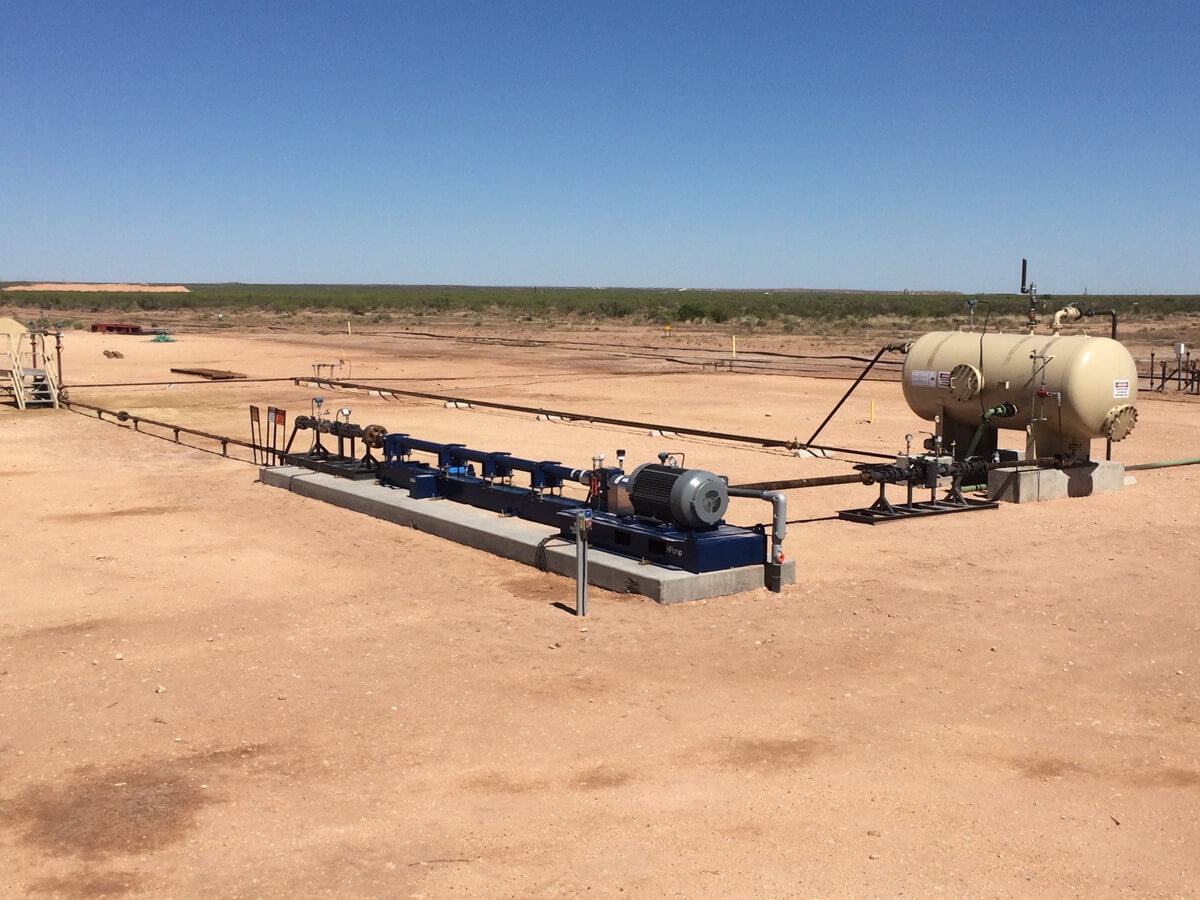 Tech-Flo's hydraulic jet pumps boost production in today's cost reduction oil and gas climate